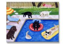 Labrador Retriever Calendars 2015