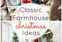 Christmas inspiration / Decor, crafts and food