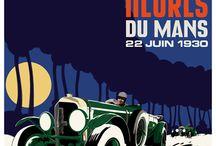 Le Mans 1930's