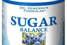Dr. Venessa's Sugar Balance