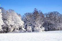 Winter landscape / Зимние пейзажи