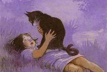 obrázky koček