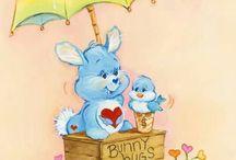 Care Bear Cousins   Swift Heart Rabbit / .