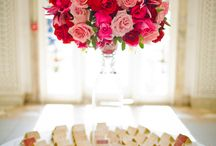 Wishful Pinking Wedding Inspiration / by CHROMATICgallerie