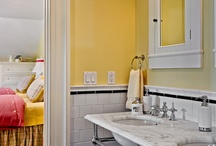 Bathrooms / by Pearl Bell