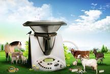 Anuncios Thermomix / Promociones de lo más curiosas de Thermomix. Si de verdad quieres comprar el robot de cocina más vendido, visita www.todotmx.com