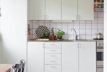 Meble kuchenne / Kuchnia skandynawska