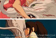 Studio Ghibli <3 / Wonderful Artwork