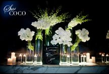 Modern Class / White contemporary wedding
