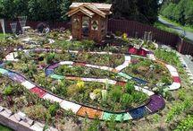 Gardens for home