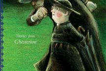 G.K. Chesterton / by The American Chesterton Society