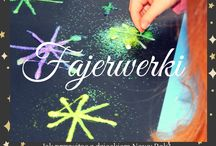 new year crafts / nowy rok