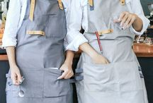 The Uniform Obsession / We like to make sure our clients look good so they can work good!
