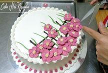 kremove torty a zdobenie