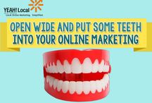 Dental Marketing in Atlanta / Dental Marketing in Atlanta:  Techniques to market your dental practice including SEO, Local SEO, Social Media, and Video Marketing.  YEAH! Local 1100 Peachtree Street NE Suite 200 Atlanta, GA 30309 404-539-6068 http://YEAH-Local.com info@YEAH-local.com