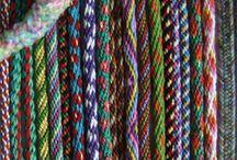 Kumihimo - Japanese braided cord.