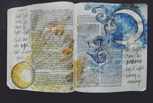Biblia art journal
