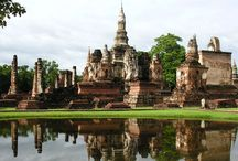 """THAILAND """"always amazes you"""" / a wondrous kingdom, featuring Buddhist temples, exotic wildlife, and spectacular islands"""