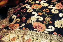 The desirable drapes / Sarees
