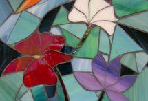 beğendiklerim. / vitray ve mozaik