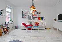 Livingroom / Olohuone