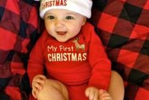 christmas baby photos