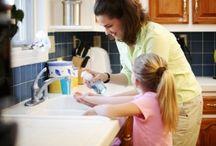 Staying Healthy - Flu Season / by Maid Brigade
