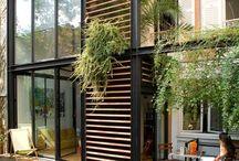 Structure extérieure / Façade