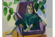 Alice Neel : grande portraitiste / Alice Neel Galerie Xavier Hufkens 6 rue St-Georges 1050 Bruxelles Jusqu'au 11 avril