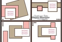 One Sheet Wonder Templates and Cards