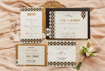 [WEDDING] Thème Années 20 / Un mariage sur le thème des années folles (les années 20) fait rêver beaucoup de futur(e)s marié(e)s !