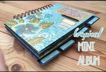 Mini albums / by Elaine S