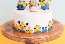 Mimoňové dorty