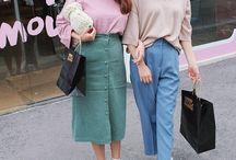 style: korean.