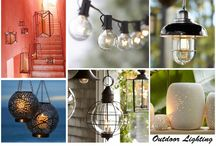 Outdoor Decor / Outdoor Spaces, Decorating and Design