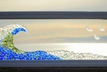 Glassmosaikk