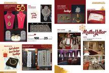Kuyumcukent AVM Alışveriş Festivali / %50'ye varan alışveriş festivali için Kuyumcukent AVM'yi takip edin!