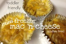 Recipes - Toddler Bites / by Jessica Gorman