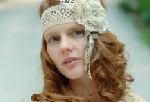 Beautiful Head Pieces / Using head pieces to give you that extra something...