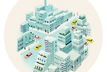Cities - Illustration