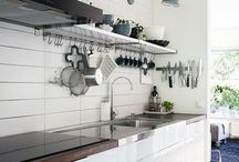 Kitchen Tips and Designs / Inspiring photos of kitchens in every shape and colour