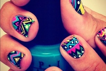 Nail Designs. / by Amber Shaffer