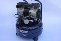Automotive DIY / Auto repair and maintenance projects using an air compressor.