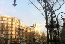 My life in Barcelona / All the special moments I've enjoyed in Barcelona since my arrival...