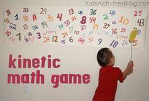 Kindergarten Math / by Courtney Thompson