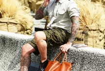 Nick Wooster / An institution in himself for style, trend & fashion..