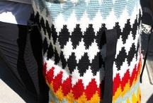 Crochet-Tapestry / by Karla Haskins Welsch