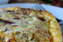 Eggs and Cheese / Casseroles