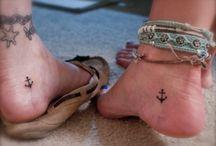 Tattoos / by Misty Alphin