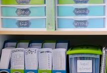 Classroom Organization / Helpful tips for the classroom.